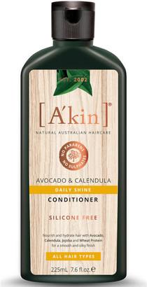 Akin A'kin A'Kin Daily Shine Avocado & Calendula Conditioner