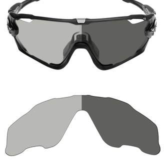 Oakley Mryok UV400 Replacement Lenses for Jawbreaker - Eclipse Grey Photochromic