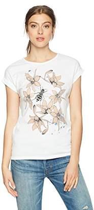 Desigual Women's Always for You Short Sleeve t-Shirt
