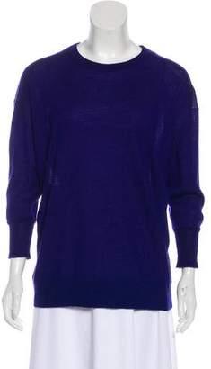Isabel Marant Cashmere & Silk-Blend Oversize Sweater