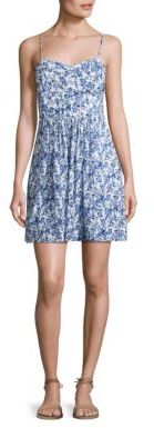Rebecca Taylor Aimee Floral Dress $350 thestylecure.com