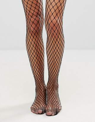 3bc20c4b302d2 Gipsy Large Scale Fishnet Tights