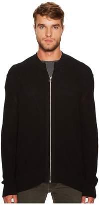 McQ Zip Cardigan Men's Sweater