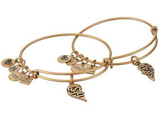 Alex and Ani Charity By Design, Best Friends Set of 2 Bracelet