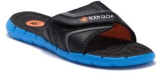 Body Glove Strapped Slide Sandal