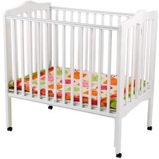 Nickelodeon Delta Children Portable/ Mini Crib with Mattress
