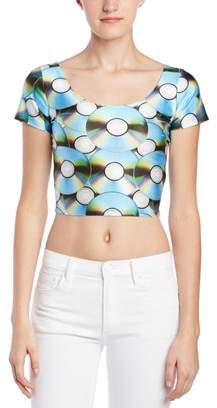 Zara Terez Cd Crop Top.