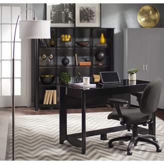 Latitude Run Wentworth 2 Piece Desk Office Suite
