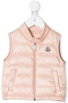 Moncler New Amaury quilted vest