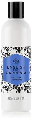 The Body Shop English Dawn Gardenia Body Lotion