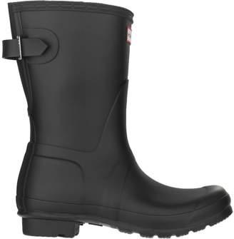 Hunter Back Adjustable Short Rain Boot - Women's