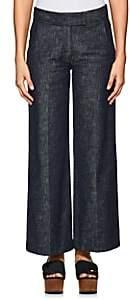 Derek Lam Women's Wide-Leg Culotte Jeans-Indigo