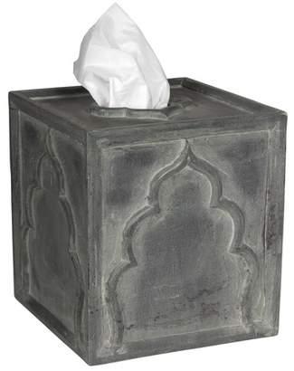 John Robshaw Lotus Tissue - Gray
