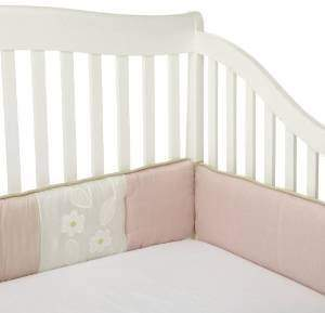 CoCalo Baby Sienna 4-Piece Crib Bumper by