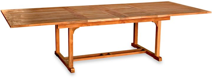 Bed Bath & BeyondChelsea Rectangle 6-Foot 8-Inch to 9-Foot 7-Inch Extension Table