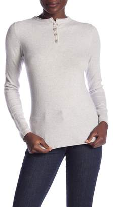 Inhabit Cashmere Henley Top