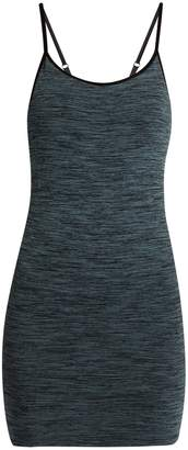 PEPPER & MAYNE Scoop-neck compression performance tank top