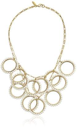 Lenora Dame Abbey Statement Strand Necklace