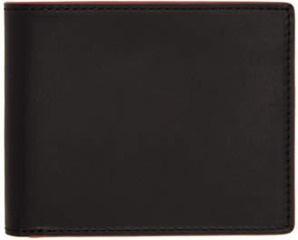 Rag & Bone Black Hampshire Billfold Wallet