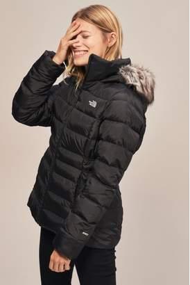 Next The North Face Womens Gotham Jacket II Black Medium