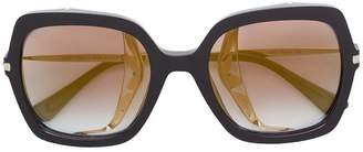 Jimmy Choo Eyewear Jona sunglasses