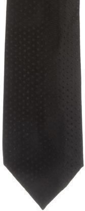 CharvetCharvet Polka Dot Silk Tie
