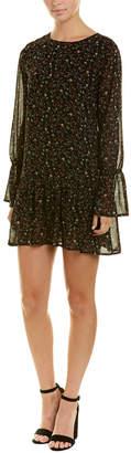 Lucca Couture Violet Drop-Waist Dress