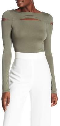 KENDALL + KYLIE Kendall & Kylie Cut Away Bodysuit
