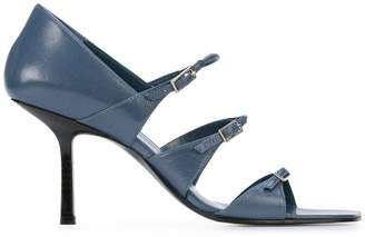 The Row strap sandals