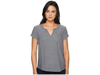 Royal Robbins Cool Mesh Short Sleeve Top Women's Short Sleeve Pullover