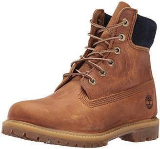 Timberland Women's 6 Inch Premium Boot $126.52 thestylecure.com