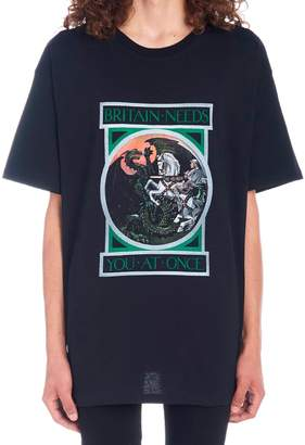 Dragon Optical Represent 'george And The Dragon' T-shirt