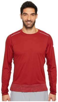 Asics Lite-Show Long Sleeve Top Men's Long Sleeve Pullover