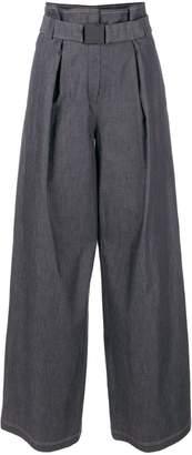 No.21 high waist trousers