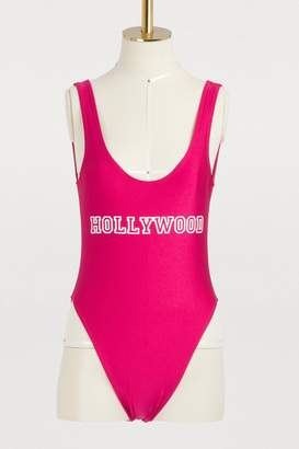 Private Party Hollywood one-piece swimsuit