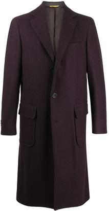 Canali single-breasted coat