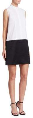 Victoria Beckham Victoria, Half Shirt Dress