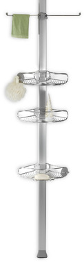 Simplehuman Stainless Steel Tension Shower Caddy
