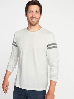Old Navy Sleeve-Stripe Crew-Neck Tee for Men