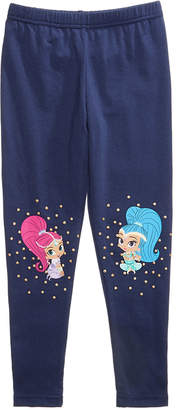Nickelodeon Little Girls Shimmer and Shine Leggings