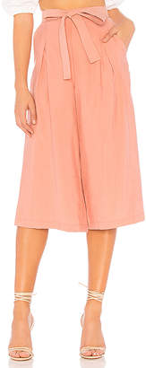 BCBGeneration Self Belted Culotte