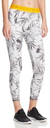 adidas by Stella McCartney Bamboo Print Leggings $110 thestylecure.com