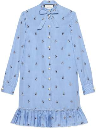 Rabbit fil coupé dress $1,300 thestylecure.com