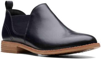 e4861d4f28c8f Clarks Black Leather Sole Women s Boots - ShopStyle