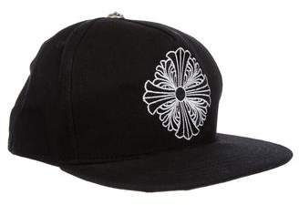 Chrome Hearts Sterling-Accented Embroidered Hat