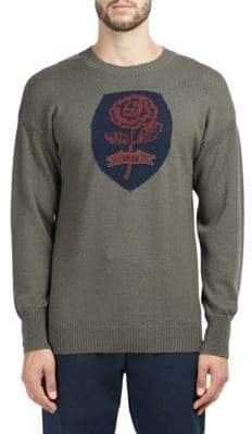 Kent & Curwen Graphic Sweater