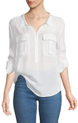 AG Jeans Nevada Henley Pullover Shirt