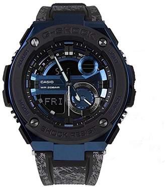 Casio G-Shock Dial Resin Quartz Men's Watch GST200CP-2A