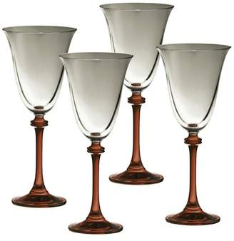 Galway Crystal Galway Living - Liberty Set Of Four Red Wine Goblets
