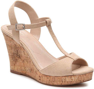 Charles by Charles David Lucas Wedge Sandal - Women's